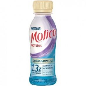 Bebida Molico + Proteína Baunilha 270ml