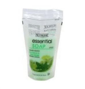 Sabonete líquido Nutriline Essencial Soap Erva Doce e Chá Verde 500ml refil