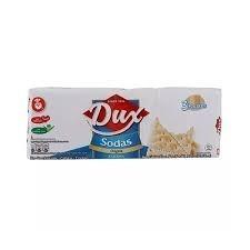Biscoito Importado Dux Sodas 300g