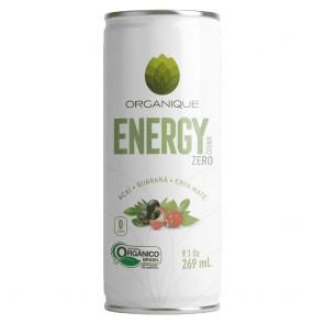 Energy Açai/Guarana/Erva Mate Zero Organique 269ml