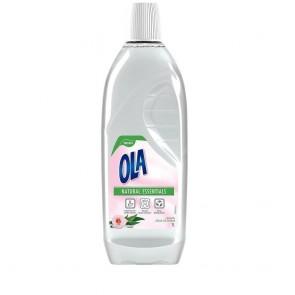 Lava Roupa Liquido Ola Nat. Agua de Rosas 1L