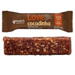 Barra de Cereal Cocadinha Love 36g