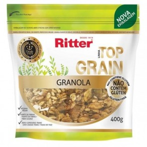 Granola Top Grain Sem Glúten Ritter 400g