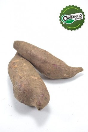 Batata Yacon Organica EcoNativa 700g (Aproximad. 2un)