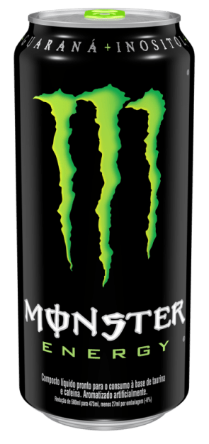 Energético Monster 473mL