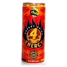 Energético 4 Energy Sem Açúcar 250ml