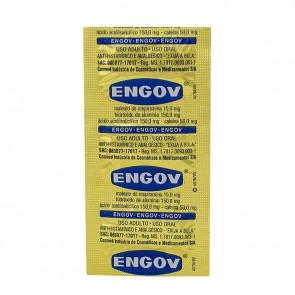 Engov 6 comprimidos