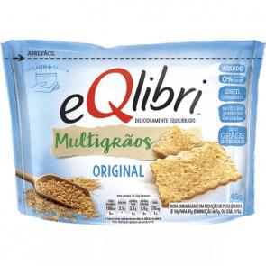 Biscoito Multigrãos Original eQlibri 40g