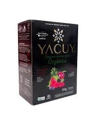 Erva-Mate Orgânica Yacuy Frutas Vermelhas – 500g