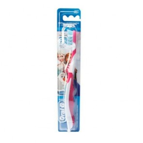 Escova Dente Oral B Stages Frozen 4
