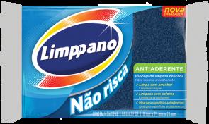Esponja Não Risca Limpano C/6