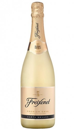 Espumante Cava Freixenet Carta Nevada 750mL