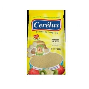 Farinha de Soja Cerélus 500g