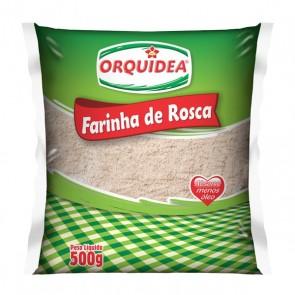 Farinha de Rosca Orquidea 500g