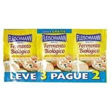 Fermento Biológico Fleischmann L3 P2 un