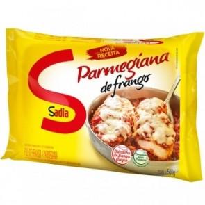 Filé de Frango Parmegiana Sadia 500g