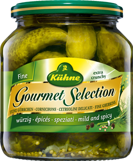Pepino Gourmet Selection Kuhne 300g