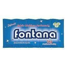 Sabão Azul Fontana 5x200g