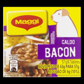Caldo de Bacon Maggi 57g