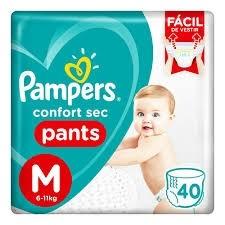 Fralda Pampers Pants M C/40