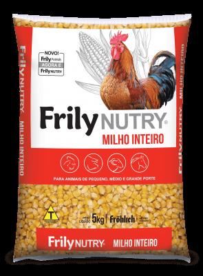 Milho Inteiro Amarelo Frily Nutry 2Kg