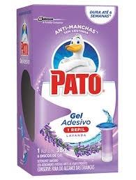 Gel Adesivo Lavanda Pato Refil 38g