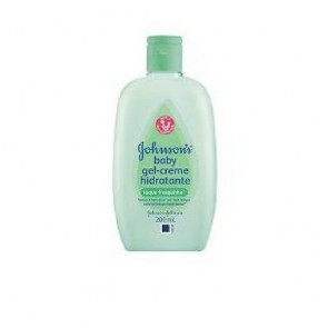 Gel Creme Hidratane Johnson Baby Toque Fresco