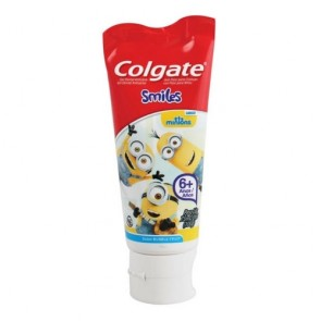 Gel Dental Colgate Minions