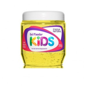 Gel Fixador Kids D´agua Natural