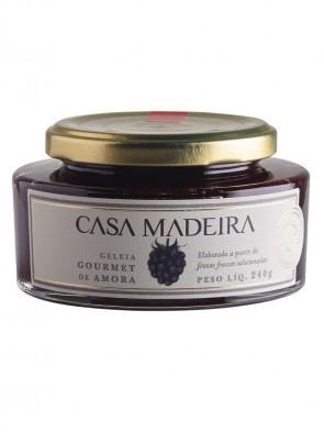 Geleia Casa Madeira Amora 240g