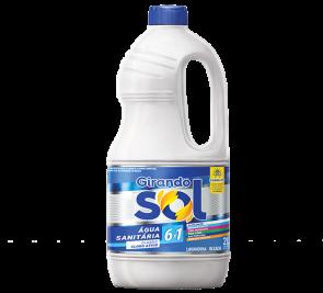 Agua Sanitaria Girando Sol 2L
