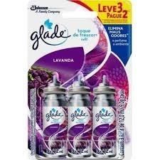Glade Lavanda Refil L3p2 9g