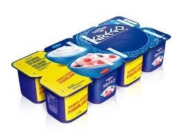 Iogurte Grego/ Frutas Vermelha  Danone 800g