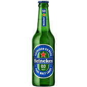 Cerveja Heineken 0.0 Zero Álcool Long Neck 330ml
