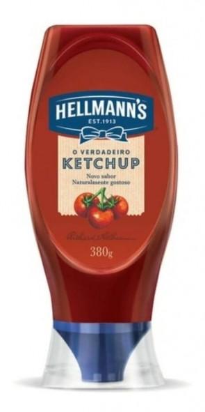 Ketchup Hellmann's Tradicional 380g