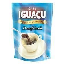 Café Iguaçu Descafeinado Sache 50g