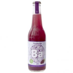 Chá Kombucha Bá Uva Orgânico 355ml