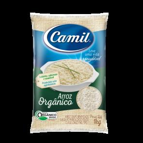Arroz Parboilizado  Organico Camil T1 1kg
