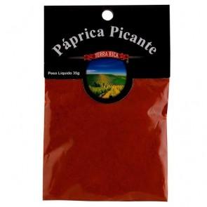 Páprica Picante Terra Rica 50g