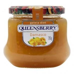 Geleia Diet Damasco Queensberry 280g