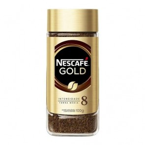 Café Nescafé SLV Gold Espresso 8 100g