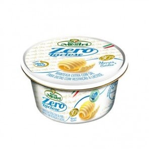 Manteiga Gran Mestri Zero Lactose C/ Sal Pote 200g