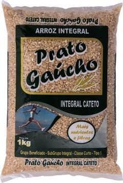 Arroz Integral Cateto Prato Gaúcho