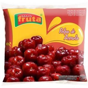 Polpa Acerola Mais Fruta 400g