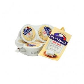 Mini Queijo Brie Ile France 125g