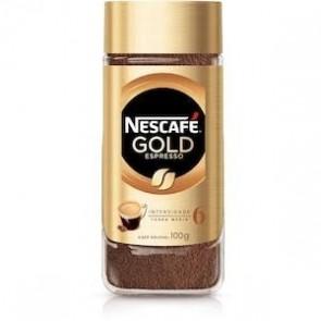Café Nescafé SLV Gold Espresso 6 100g