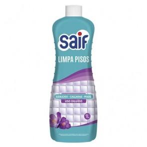 Limpa Pisos Argamassas Saif 1L