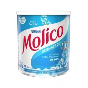 Leite em Pó desnatado Molico Nestle 280g