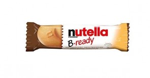 Waffer B-Ready Nutella 22g