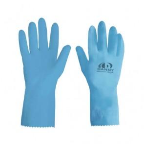 Luva Danny Anti Alérgica Azul Tam M
